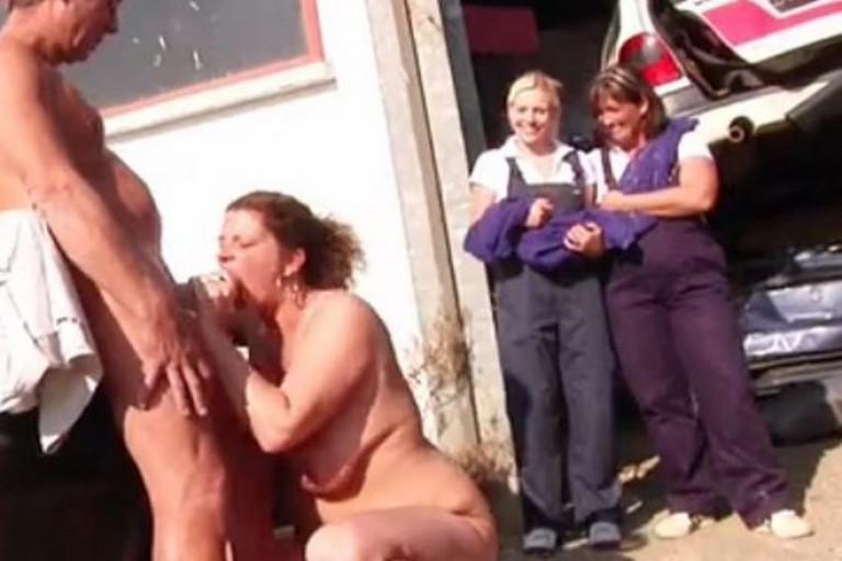 سیکس موویز میں چدائی کی پاپی عورت